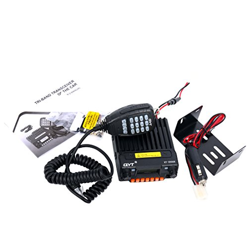 QYT KT-8900R Tri-Band UHF VHF 25W Car/Trunk Ham Mobile for sale  Delivered anywhere in Canada