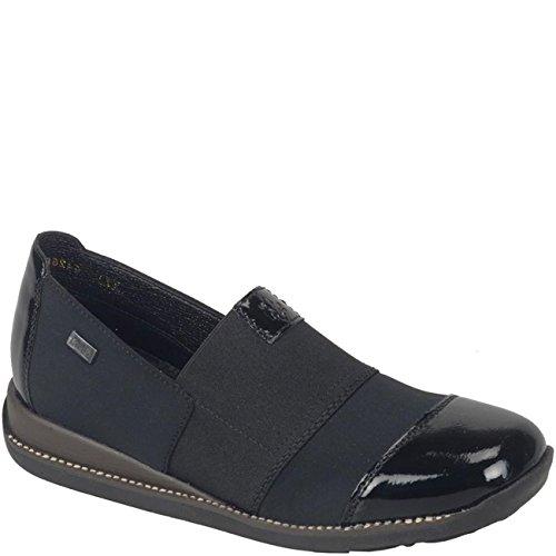 Rieker Woman Shoe Luxor Black