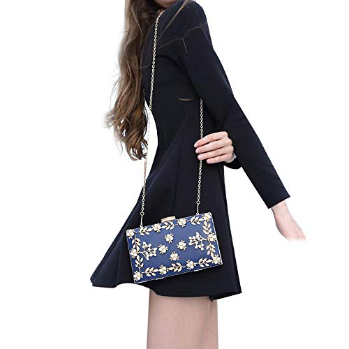Unica Evering Giorno Kugin Poschette Bag Donna Yellow Taglia FRnq6
