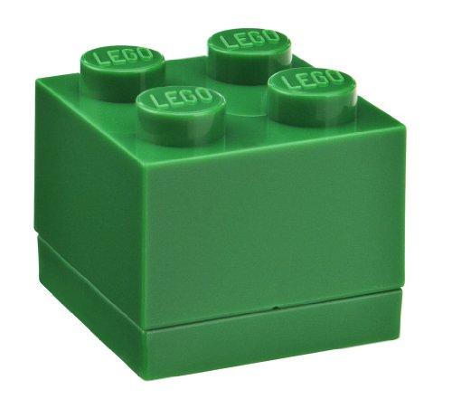 LEGO Mini Box Dark Green