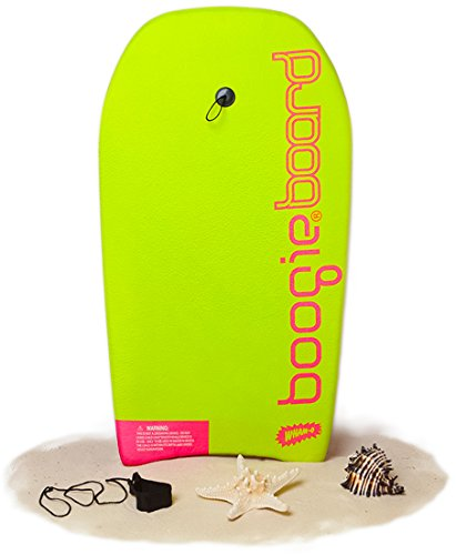 Yellow Boogie Board - 1