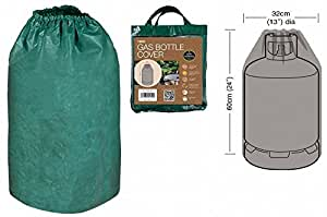 Garland Silver 15kg Gas Bottle Cover