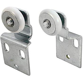 "PRIMELINE 161793 Bi-Pass Closet Track Kit 72/""L x 2-5//8/""W"