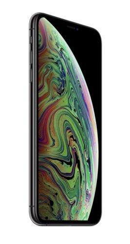 "Apple iPhone XS Max 6.5"" Smartphone Unlocked 64GB 4G LTE Space Gray"