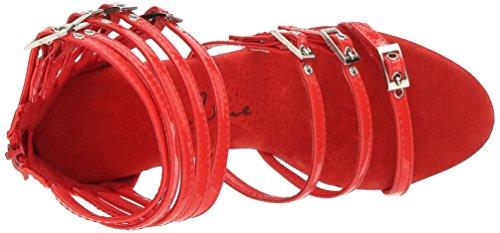neve Mujer Rojo Shoes609 609 Ellie neve para q7FxA8