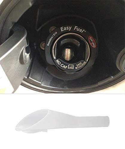 Five Bananas Fuel Filler Funnel 8U5Z17B068B for Ford F150 Pickup Truck Fuel Filling Fuel Filler Funnel Ford