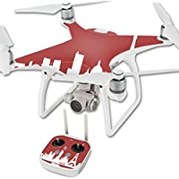 Skin For DJI Phantom 4 Quadcopter Drone – Paris | MightySkins Protective, Durable, and Unique Vinyl Decal wrap cover | Easy To Apply, Remove, and Change Styles | Made in the USA