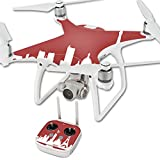 MightySkins Skin for DJI Phantom 4 Quadcopter Drone – Paris | Protective, Durable, and Unique Vinyl Decal wrap Cover | Easy to Apply, Remove, and Change Styles | Made in The USA