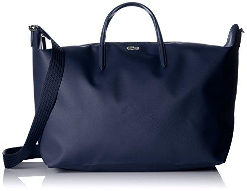Lacoste L.12.12 Concept Travel Shopping Bag - 141 Eclipse...