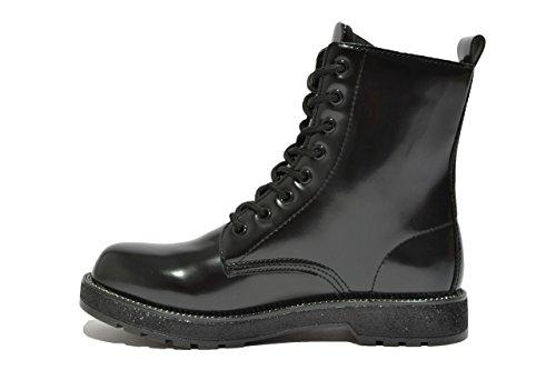 CafèNoir, Damen Stiefel & Stiefeletten  schwarz schwarz