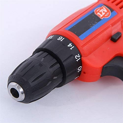 Cheniess 12v Electric Drill Rechargeable Hand Drill Electric Screwdriver Wall Drilling and Repair for Home Improvement DIY Project