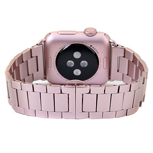 Apple-Watch-Band-No1seller-Extreme-ThinLight-Premium-Stainless-Steel-Band-Watchband-Strap-Bracelet-with-Butterfly-Clasp-for-Apple-Watch-Series-1-Series-2