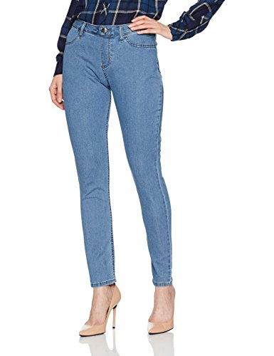 Riders by Lee Indigo Women's Denim Pull On 5 Pocket Legging, Light, S
