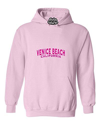 Venice Beach Pink Unisex Fasion California Unisex - Stores Beach Venice