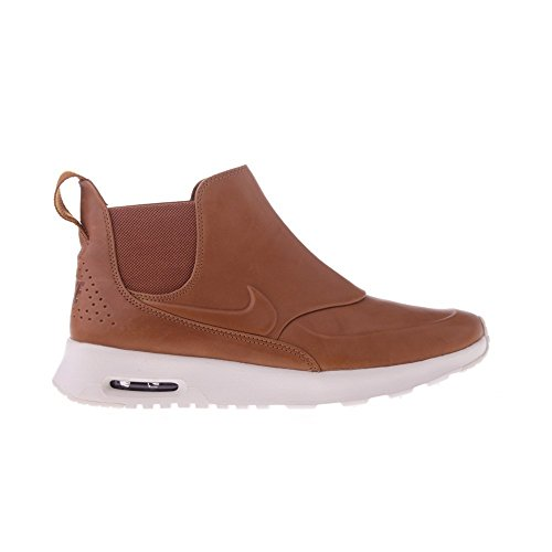 Nike Womens Air Max Thea Mid Leather Hight Top Pull On Running Sneaker