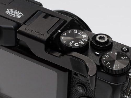Lensmate Thumb Grip for Fujifilm X20//X10 Black
