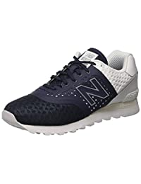 New Balance 574 Mens Sneakers Blue
