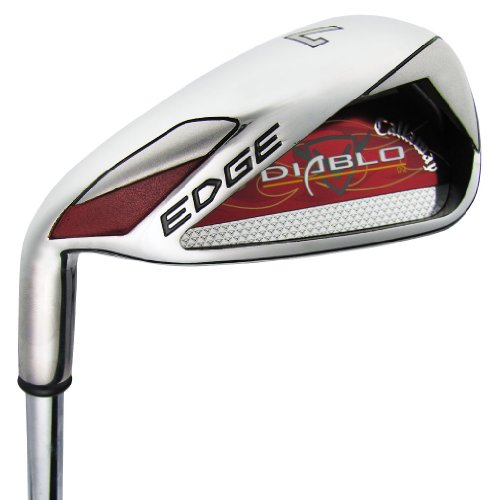 Callaway Golf Diablo Edge Irons, Set of 8 (Left Hand, 3P, Graphite, Regular), Outdoor Stuffs