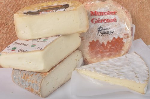 Pungent Cheese Assortment - 5 Cheeses (8 oz Each) by Gourmet555 (Image #5)'