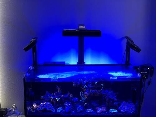 AquaIllumination Hydra FiftyTwo +HD LED Light, Black