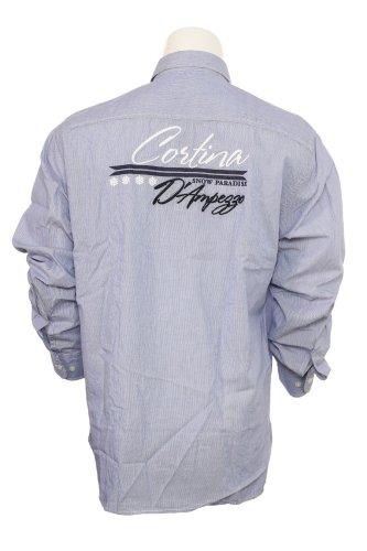 Exklusives Hemd von Kitaro --- Cortina D Àmpezzo