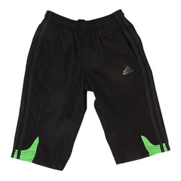 Adidas YG woven ClimaCool Kinder 34 Hosen Caprihosen Capris Sporthosen Turnhosen Jogginghosen Trainingshosen Freizeithosen Fitnesshosen