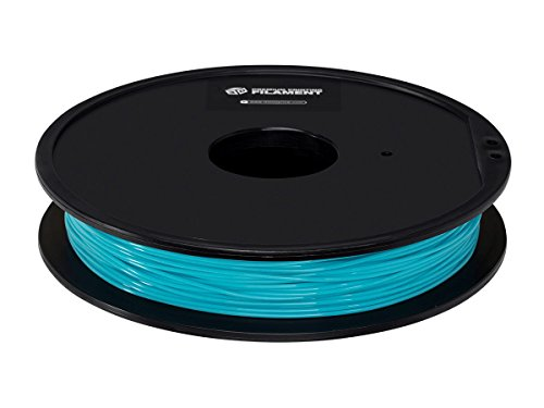 Premium 3D Printer Filament PLA 1.75MM, .5kg/Spool Light Blue