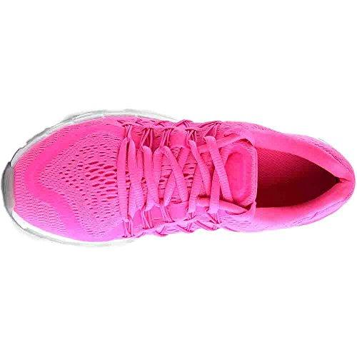 Nike Unisex Air Max 2015 (GS) Schuhe Pink Pow/Pink/White