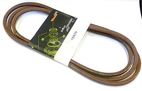 Woods Rm660 Rd7200 Finish Mower Belt 18879 Woods Brand