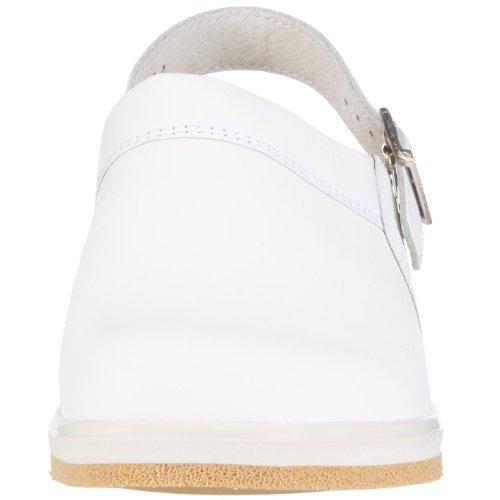 Berkemann Aqua-Pro Sando 9105 - Zuecos para mujer Blanco