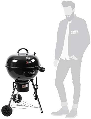 Mayer Barbecue BLITZA Grill électrique - Grill Rond MEG-422