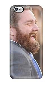 TYH - High Grade TurnerFisher Flexible Tpu Case For Iphone 5/5s - Zach Galifianakis phone case