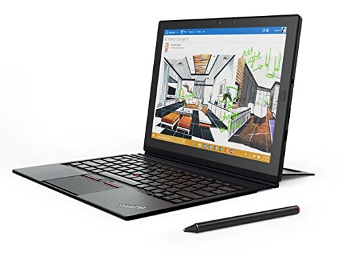 "Lenovo ThinkPad X1 Tablet, 12"" Touchscreen w/Active Pen, Intel Core, 128GB Solid State Drive, 4GB, Detachable Keyboard"