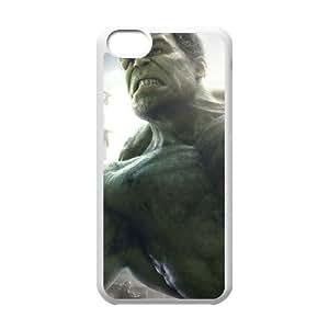 JCCFAN Avengers Age of Ultron 4 Phone Case For Iphone 5C [Pattern-2]