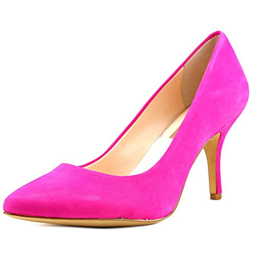 INC International Concepts Womens Zitah Pointed Toe, Deep Fuchsia, Size 6.0 (Inc International Concepts Heels)