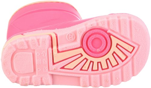 Nora Dino 74500 Unisex - Kinder Stiefel Pink (Fuxia 84)