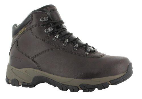 Hi-Tec Altitude V I Wp - Botas militares Hombre Marrón (Marron (Dark Chocolate/Dark Taupe))