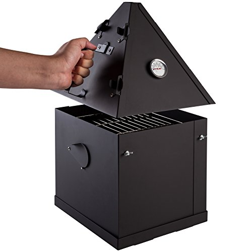 how to use a stand up smoker