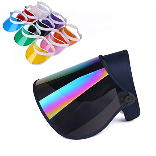 Sunny Universal Color Outdoor Air Top Visor Anti ultraviolet Sun Hat Suitable For Outdoor Activities Golf Tennis Fishing Beach. Buy One Get One - For Face Types Sunglasses Shapes