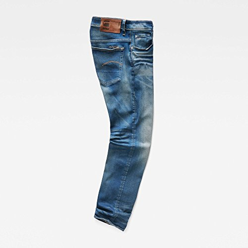 6090 Homme G medium Aged Relaxed star 071 Bleu Jeans RRgqSn0