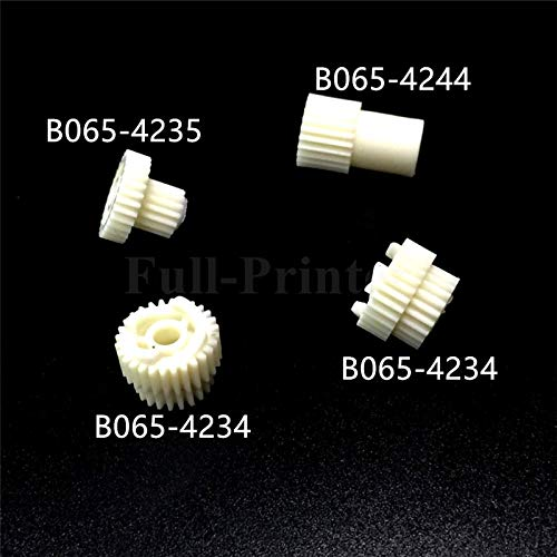 (Printer Parts 10 Sets Factory Wholesale 100% Compatible Fuser Gear for Web Cleaning Roller for Ricoh Aficio 1075 2075 7500 8000 6000 7000 6500)