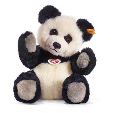 (Steiff Panda Ted 28cm EAN 010620)