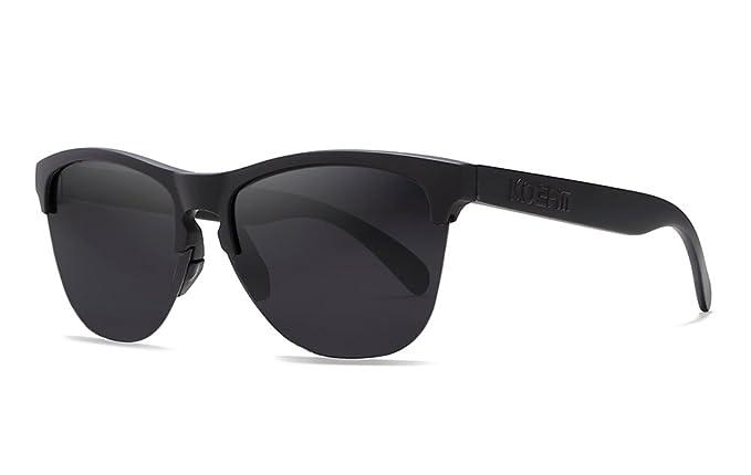1fe6876703c KDEAM Men Polarized Sport TR90 Sunglasses Outdoor Driving Fishing Glasses  New (C1)