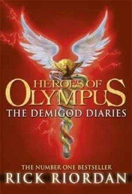 The Demigod Diaries (Heroes of Olympus) - Demigod Diaries