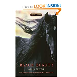 Black Beauty Anna Sewell and Lucy Grealy