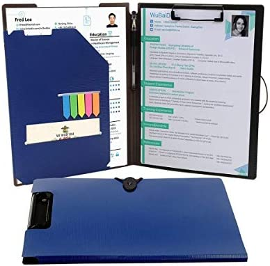 Padfolio Clipboard Kakbpe Business Document