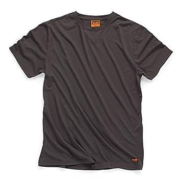 Scruffs T54673 Worker T-Shirt Graphite