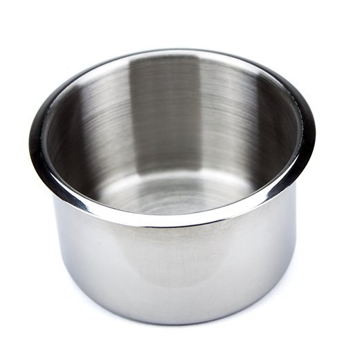 Brybelly Single Jumbo Stainless Steel Drop-in Cup -