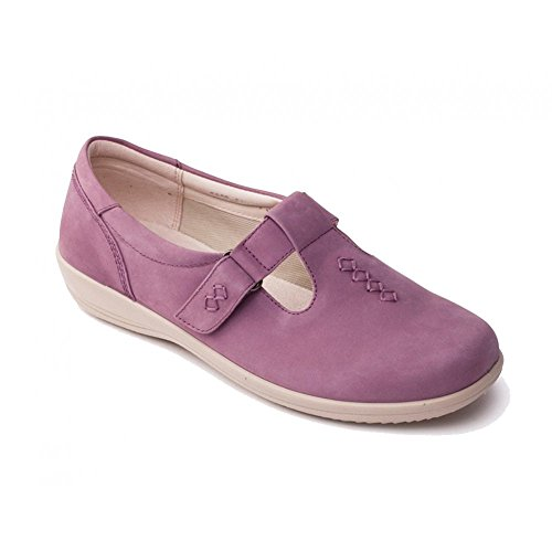 Bar Solo Velcro Shoes Womens T Pink 8A7qwgxS