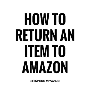 How to Return an Item to Amazon Audiobook